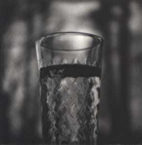 Wasser im Glas / Water in a Glass