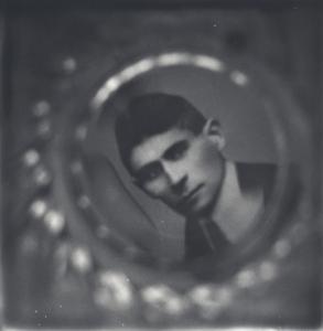 Kafka im Glas / Kafka in a Glass