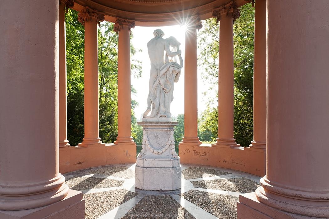 Schlossgarten schwetzingen for Fenster xylon
