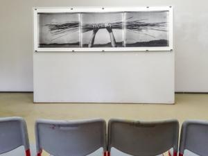 Unvollendet - Xylon-Museum Schwetzingen, 2017