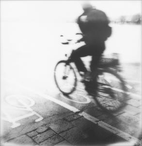 Fahrradfahrer / Biker